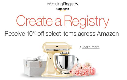 Amazon Wedding Registry: How To Create An Amazon Gift Registry