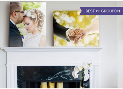 canvas on demand groupon up to 79 off 16x20 canvas