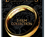 Amazon: The Lord of the Rings Trilogy on DVD $10