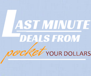 Last Minute Deals for 6/11/15