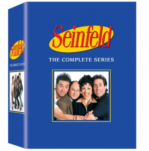 Amazon: Seinfeld The Complete Series on DVD for $40 – Today Only