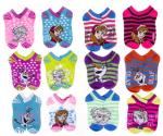 Tanga: 12-Pairs Disney's Frozen Socks $11.99 + Free Shipping