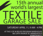 Twin Cities Deals: World's Largest Textile Garage Sale, Discount Food Allergy Fest Tickets + More