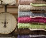 Bebe Bella Designs: 70% Off Minky Baby Blankets, Bibs, Burp Cloths + More (Exp. 4/15)