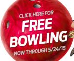Freebies: Free Game of Bowling, Free Pretzelmaker Pretzel + More