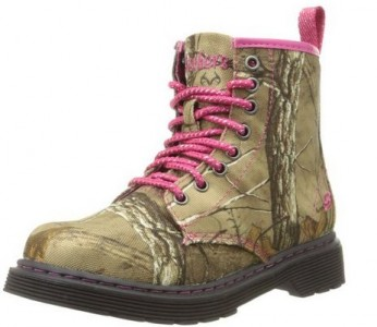 girls skechers boots