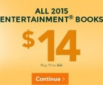 2015 entertainment book
