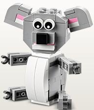 LEGO mini model