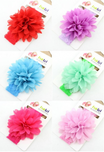 This Habi 6-pack of Flower Headbands ' (see above pic) is also a nice  option for  7.99 with free shipping at Amazon. 5684013c6f3
