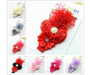 Amazon  8-ct. Baby Flower Headbands  14.99 + Free Shipping a47a5ba358f