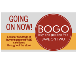 Lunds & Byerlys BOGO Sale 3/3 – 3/16/16