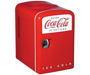 home depot coca cola personal mini fridge 24 97