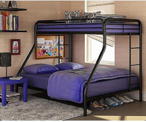 Amazon And Walmart Twin Over Full Metal Bunk Bed 159