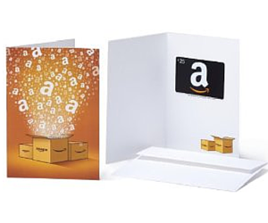 $5 in Free Amazon Credit with Gift Card Reload