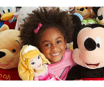Disney Store: Buy One Disney Plush, Get One For $1 (Exp. 7/31)