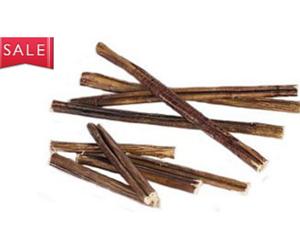10 free range bully sticks 5 free shipping. Black Bedroom Furniture Sets. Home Design Ideas
