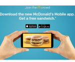 Freebies: Free McDonald's Sandwich, Free Shopkins Poster and Cards + More