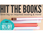 Twin Cities Deals: Half Price Books Discount for Educators, Free Train Ride + More