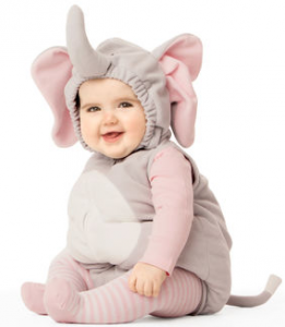 This Little Baby Elephant Halloween Costume is available in sizes 18 months or 24 months.  sc 1 st  Pocket Your Dollars & Carteru0027s: Infant Halloween Costumes $13.50 (Exp. 10/5)