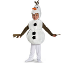 Amazon: Disney's Frozen Toddler Olaf Costume from $8.49 (Reg. $47.99)