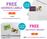 York Photo: 30 Address Labels $2.99 Shipped or Photo Magnet $1.99 Shipped for New Users