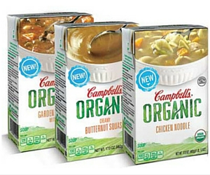image about Almay Printable Coupons known as Printable Coupon codes: Campbells Natural and organic Soup + Much more