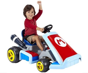 Walmart Super Mario Kart Motorized Ride On 79 120 Off