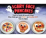 Freebies: Free IHOP Scary Face Pancake, Free Nightmare Before Christmas Soundtrack + More