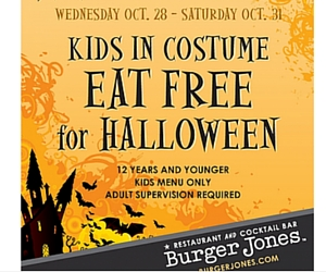 Twin Cities Deals: Free Burger Jones Kids Meal, Free Couponing Class with PocketYourDollars + More