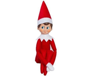 amazon elf on the shelf a christmas tradition 999 free shipping - Elf On The Shelf Christmas Tradition