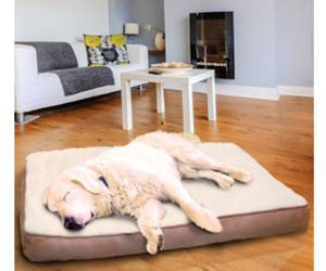 Tanga: Furhaven Faux-Sheepskin Orthopedic Pet Mattresses from $18.98 Shipped