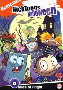 nicktoons halloween tales of fright