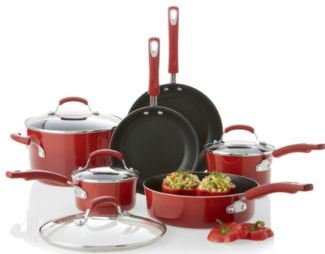porcelain cookware set