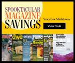 DiscountMags Halloween Magazine Sale: Popular Subscriptions from $4.50