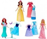 Walmart: Disney Princess 12pc. Rags to Riches Doll & Dress Set $19 (Regularly $39.97)