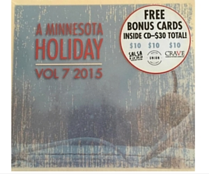 Twin Cities Deals: Free Sheraton Bloomington Hotel Stay w/ Gift Card Purchase, Free Gift Cards w/ Local CD Purchase + More