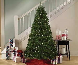 its almost that time of year again for one of my favorite family traditions putting up the christmas tree if youre searching for a new artificial tree - Kmart Pre Lit Christmas Trees
