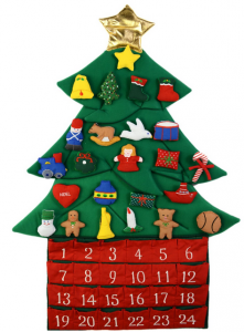 Amazon Reusable And Disposable Advent Calendars On Sale