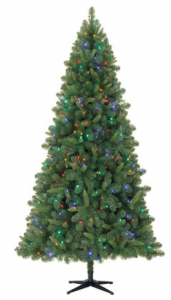 this 75 ft pre lit kensington duel led tree by celebrate it is 14999 with free shipping originally 29999 - Michaels Christmas Trees Pre Lit