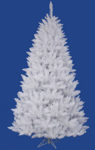 this 55 ft white sparkle spruce artificial christmas tree unlit is 11999 with free shipping originally 24999 - Christmas Tree Michaels