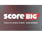 ScoreBig: $20 off $75+ = Cheap Sports & Concert Tickets (Exp. 12/2)
