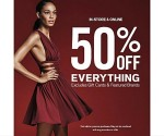Express.com Sale: 50% Off Everything + Free Shipping (Exp. 11/27)