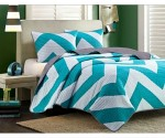 Designer Living: Libra Coverlet Mini Set in Twin or Full/Queen $19.99 + Free Shipping