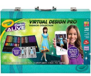 target crayola virtual design pro 17 99 free shipping