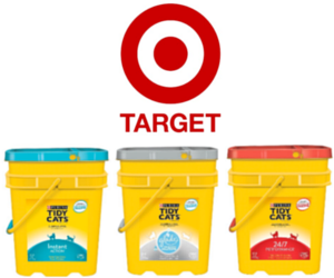 Target: Purina Tidy Cats Clumping Cat Litter 35 lb.$6.88 Each After Gift Cards (Exp. 11/18)