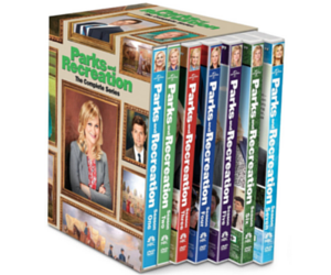 *PRICE DROP* Parks and Recreation: The Complete Series on DVD for $25 (Lowest Price Ever)