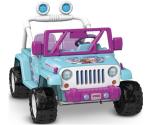 Amazon: Power Wheels Disney Frozen Jeep Wrangler $199 + Free Shipping ($100 Off)