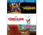 Amazon: Goonies/Gremlins/Gremlins 2 Blu-ray Triple Feature $6.96