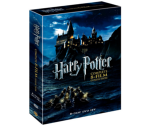 Amazon: Harry Potter Complete 8-Film Collection $24.99 on DVD or $34.99 for Blu-ray