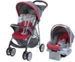 Walmart.com: Graco LiteRider Click Connect Travel System $99 + Free Shipping (reg. $169.99)